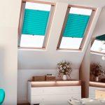 Wybieramy rolety do okien dachowych